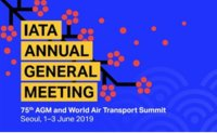 IATA general meeting to take place in Seoul June 1-3