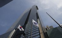 Samsung's market cap up nearly 350 times under Lee's leadership