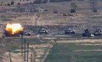 Fighting erupts between Armenia, Azerbaijan; 18 killed