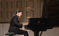 Cho Seong-jin named world's most popular pianist