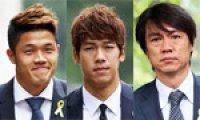Korea opens pre-World Cup training camp