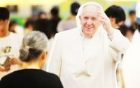 Pope Francis to pray for Sewol victims