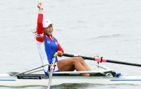 South Korean rower writes history