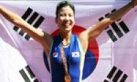 S. Korean archers set world record