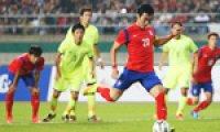 Korea barely manages to beat Japan
