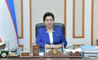 Uzbek senator emphasizes efforts to promote women's rights in central Asia