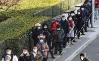 Over half a million under lockdown as Beijing outbreak spreads