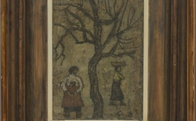 Park Soo Keun Museum acquires 'Two Women and Tree'