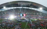 Universiade ends with celebration of athletes, volunteers