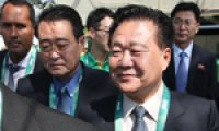 N. Korea's No. 2 man leaves Rio