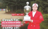 Choi Hye-jin wins CreaS F&C KLPGA Championship with birdie in playoff