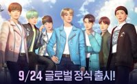 Netmarble to launch BTS-themed mobile game on Sept. 24