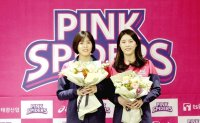Star twins to compete on same volleyball club next season