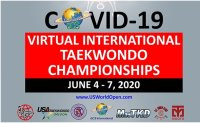 International taekwondo event takes place online