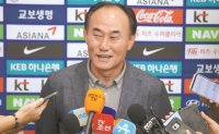 Manager Kim Hak-bum silences naysayers