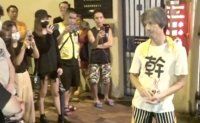 Tension between Hong Kong police, residents after another day of chaos