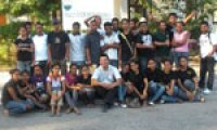 Adventure-loving scholar sows hope in East Timor