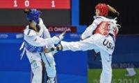 Taekwondo showcased in Nanjing
