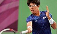 Chung advances to semifinals in Dubai