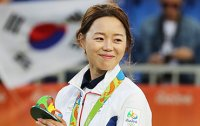 Chang Hye-jin captures archery gold