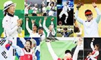 Korea ends up winning nine golds