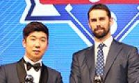 Bears' Nippert wins MVP in Korean baseball
