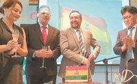 Korea critical for Bolivian president's economic initiative