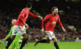 Man United beats Wolves 1-0 in FA Cup replay, Rashford hurt