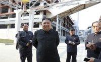 North Korean leader sends congratulatory message to Putin