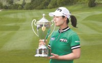 Cho wins 5th career title at Hankyung Ladies Cup 2019