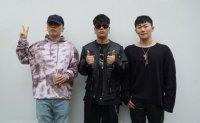 Hip-hop trio Rhythm Power release 1st album