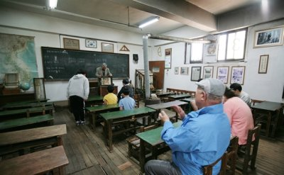 Closed schools reborn as tourist attractions