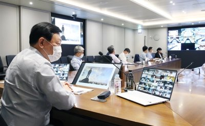 Lotte Group seeks to stabilize key businesses amid pandemic