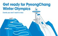 Get ready for PyeongChang Winter Olympics