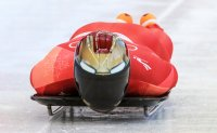 'Rocket man' Yun on course for historic skeleton gold