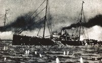 The sinking of the Kowshing