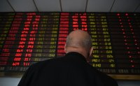 Seoul shares sharply down on geopolitical tensions, US-China trade dispute