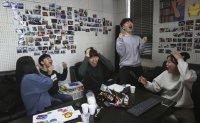 Koreans explode with joy over 'Parasite' Oscar wins