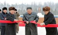Kim Jong-un says 'Christmas gift' is up to US