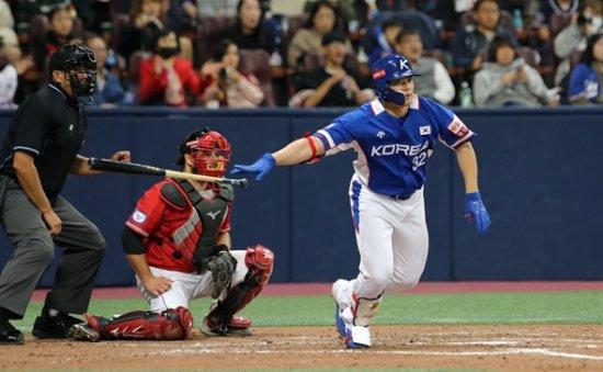Korea remains at No. 3 in baseball world rankings