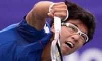 Rising tennis star misses Grand Slam debut