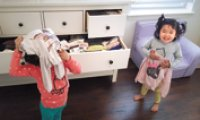 How much clothes do kids need?