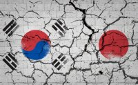 S. Korea, Japan on path to head-on collision