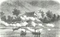 The Storming of Ganghwa City in 1866