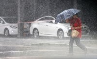 Typhoon Tapah likely to bring heavy rain over weekend