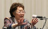 'Comfort woman' survivor suffers personal insults