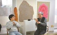Kim Hong-joo pursues principle of painting
