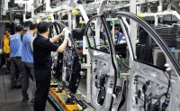 Hyundai expands plant suspension on chip shortage