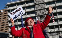 'Koreans for Trump': Supporters of US president gather in Seoul [PHOTOS]
