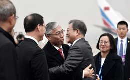 Seoul to keep up momentum for China diplomacy
